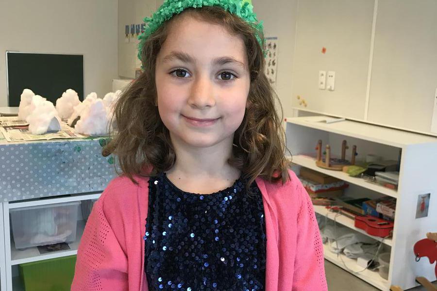Hoera voor Noor! Ze is 6 jaar!